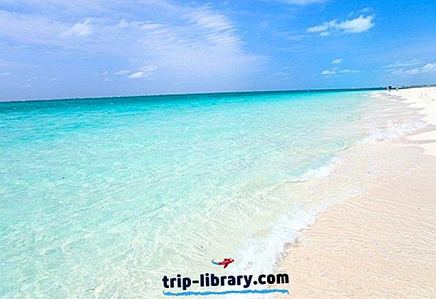 14 Nejlépe hodnocené turistické atrakce na ostrovech Turks a Caicos