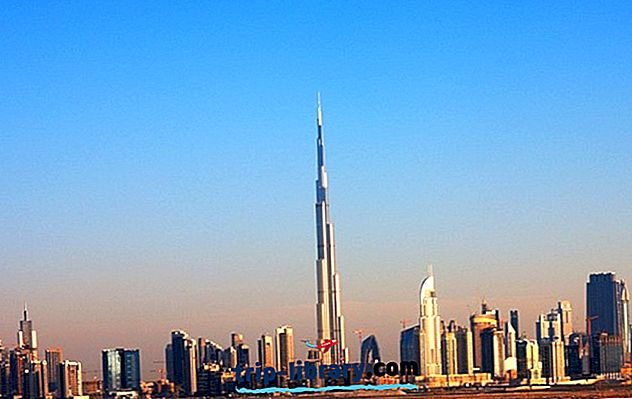 14 من المعالم السياحية الأعلى تصنيفًا في الإمارات العربية المتحدة