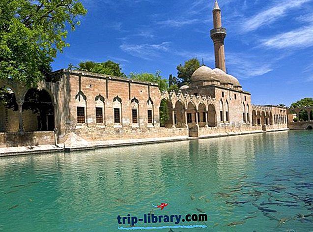11 Bedst bedømte turistattraktioner i Sanliurfa