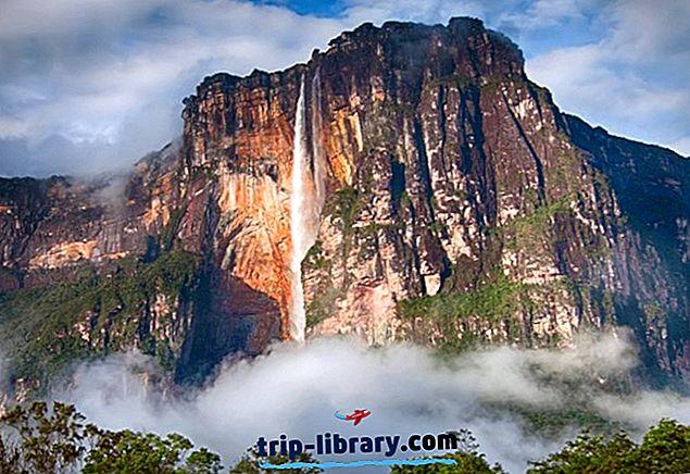 10 tipptasemel turismiobjektid Venezuelas