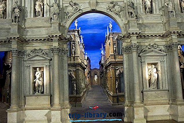 12 tipptasemel turismiobjektid Vicenzas