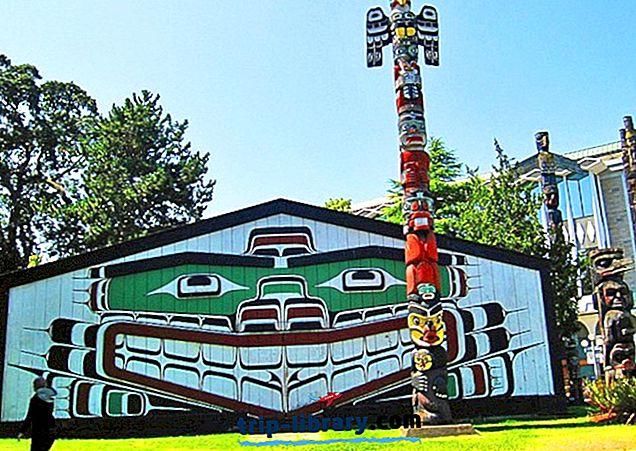 12 Nejlépe hodnocené turistické atrakce ve čtvrti Victoria, Britská Kolumbie