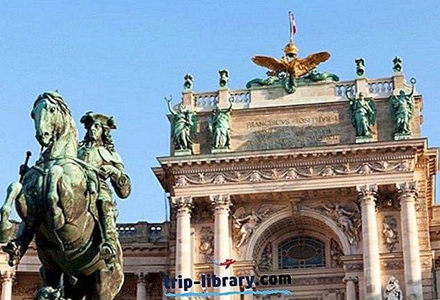 21 معالم سياحية الأعلى تقييمًا في فيينا