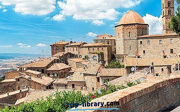 10 suosituinta matkailukohteita Volterrassa