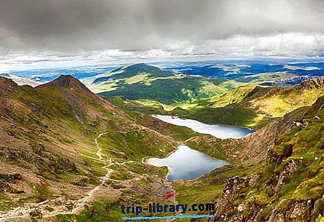 12 populaarseimat turismiobjektit Walesis