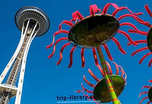 20 atracciones turísticas mejor valoradas en el estado de Washington