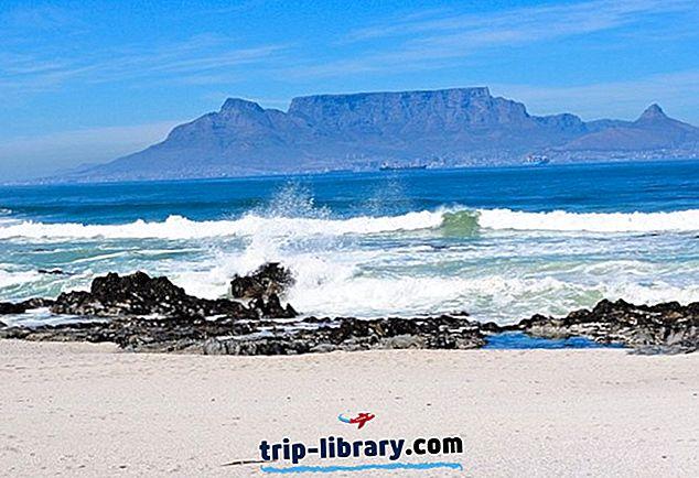 12 najbolj priljubljenih turističnih znamenitosti v Western Cape