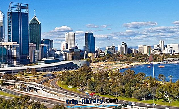 ウエスタンオーストラリア州のトップ14の観光名所