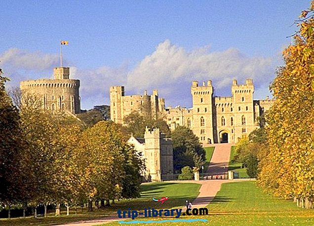 10 legnépszerűbb turisztikai látványosságok Windsorban, Angliában