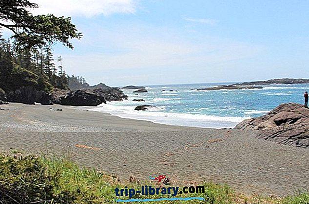 11 melhores campgrounds em Vancouver Island, BC