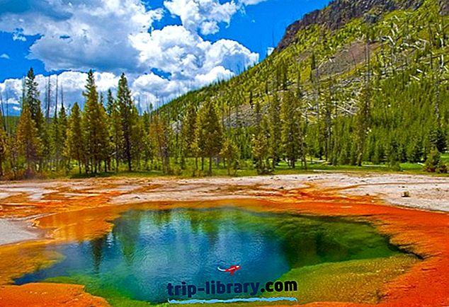 イエローストーン国立公園の観光情報:12のアトラクション、ヒントとツアー
