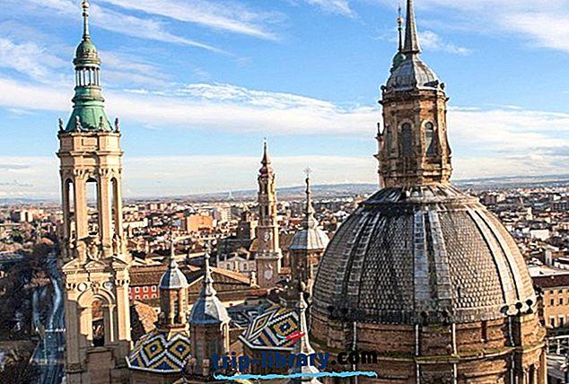 17 topp attraksjoner i Zaragoza og enkle dagsturer