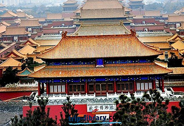 15 labākās apskates vietas Ķīnā