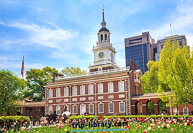 12 geriausių lankytinų vietų Pensilvanijoje