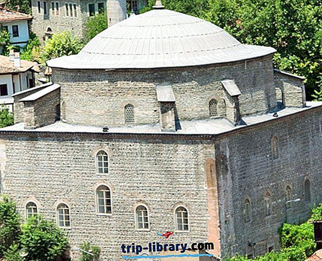 12 populiariausių turistų lankomų vietų Safranbolu mieste