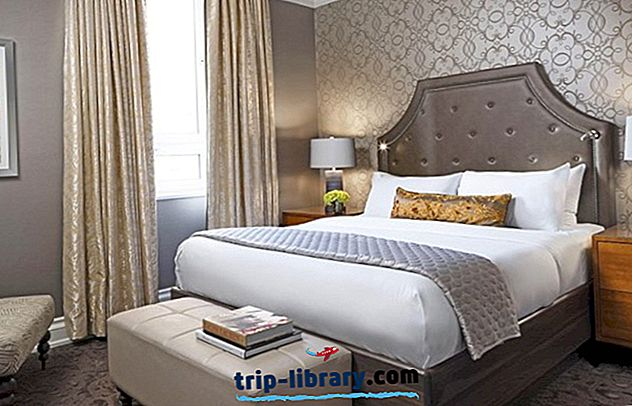 12 โรงแรมที่ดีที่สุดในคาลการี