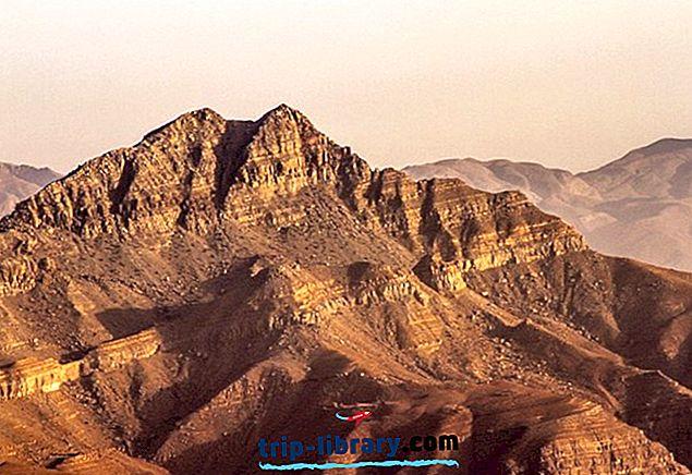 10 Topprankade turistattraktioner i Ras Al-Khaimah