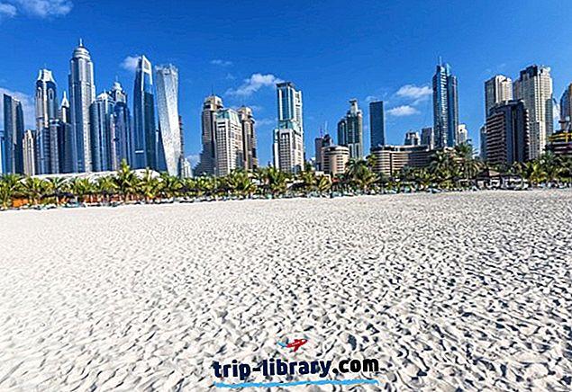 9 най-високо оценени плажа в Дубай