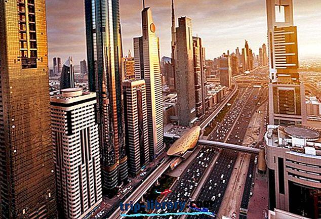 Dubai'de Nerede Kalınır: En İyi Alanlar ve Oteller, 2018