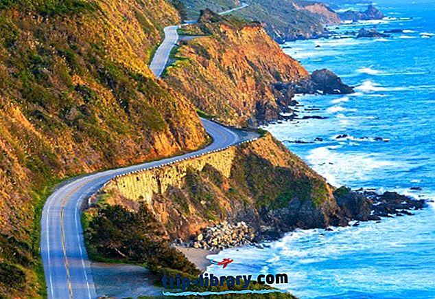 10 أعلى تصنيف الطريق الساحل الغربي الولايات المتحدة الأمريكية رحلات