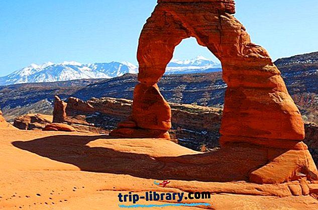 12 bestbewertete Wanderwege in Utah