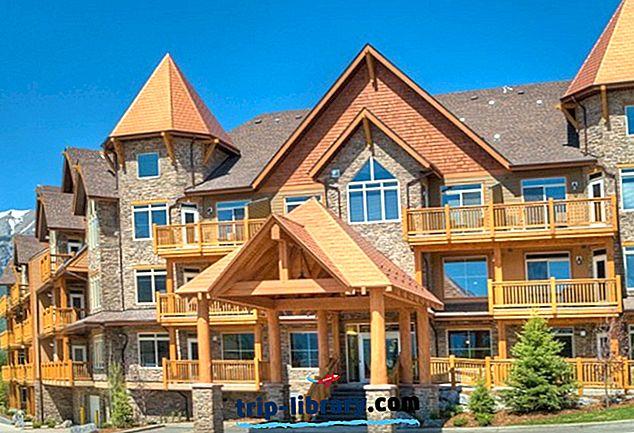 8 Bedst bedømte feriesteder i Canmore