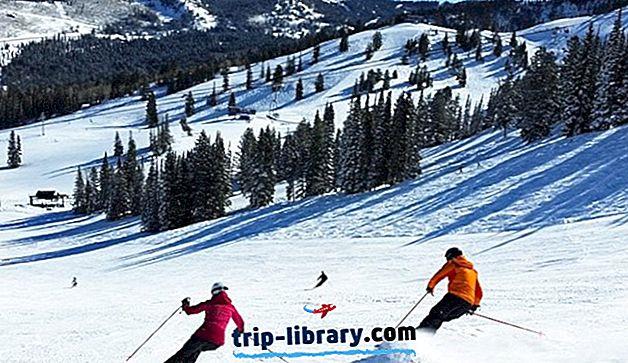 9 bedst bedømte skisportssteder i Utah, 2019