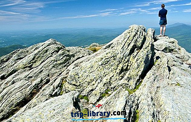 11 Bedst bedømte vandrestier i Vermont