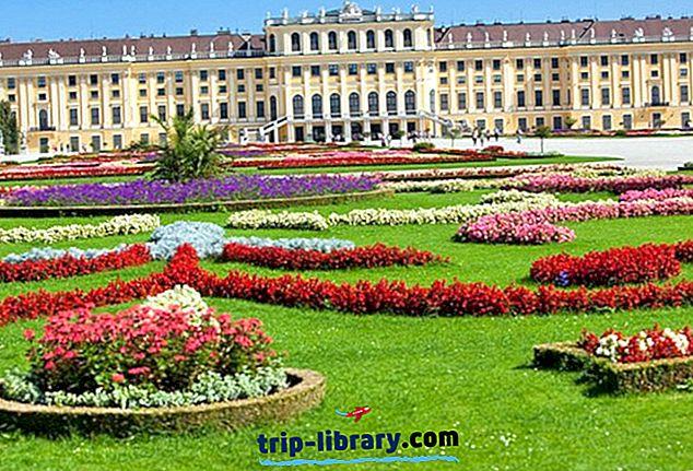 Obisk dunajske palače Schönbrunn: poudarki, nasveti in ogledi