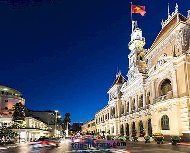 Übernachten in Ho-Chi-Minh-Stadt: Die besten Gegenden und Hotels, 2018