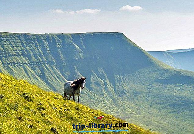 13 populaarsemaid turismiobjektid Lõuna-Walesis