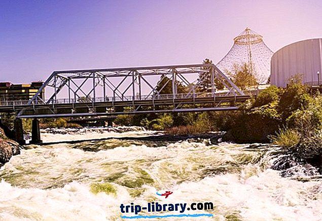 12 Tarikan Pelancong Tertinggi & Perkara yang dilakukan di Spokane