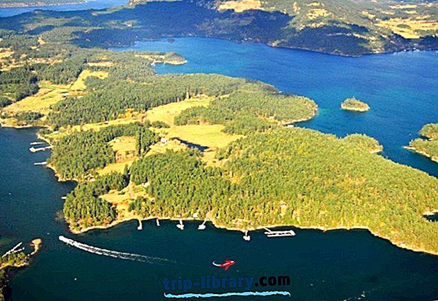 12 tipptasemel nädalavahetuse puhkus Seattlelt