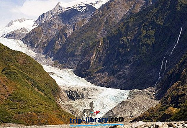 15 populiariausių lankytinų vietų Westland regione, Naujoji Zelandija