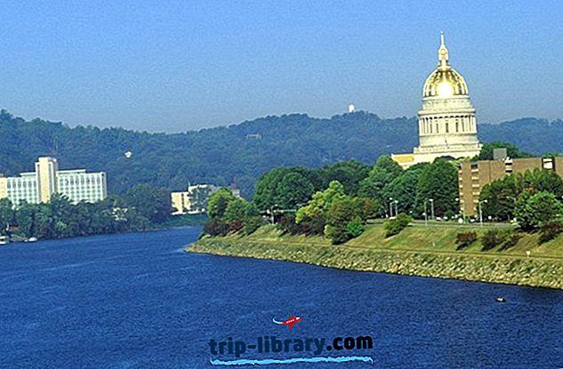 11 Bedst bedømte turistattraktioner i Charleston, West Virginia