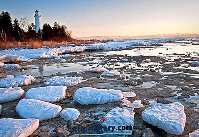 11 Topprankade romantiska utflykter i Wisconsin