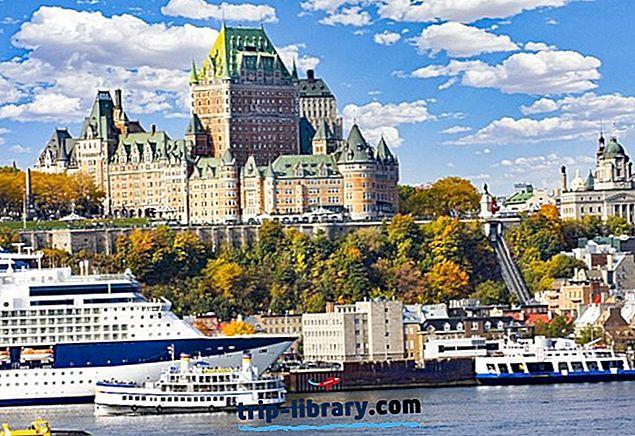 11 найпопулярніших романтичних виїздів з Монреаля