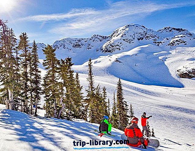 世界のトップ16のスキーリゾート、2019年