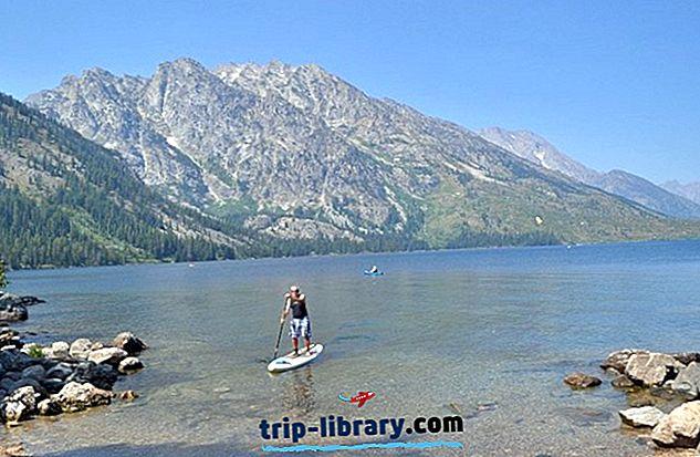 12 campeggi top-rated al Grand Teton National Park