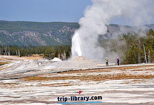 12 κορυφαία μονοπάτια πεζοπορίας στο εθνικό πάρκο Yellowstone