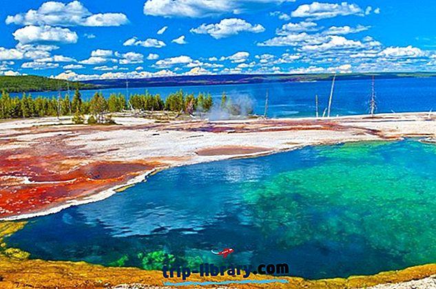 Missä yöpyä Yellowstonen NP: n lähellä: Best Areas & Hotels, 2018