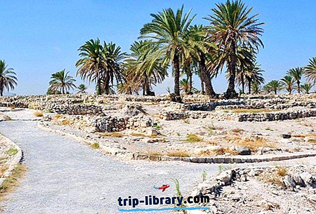Megiddo uurimine: külastajate juhend