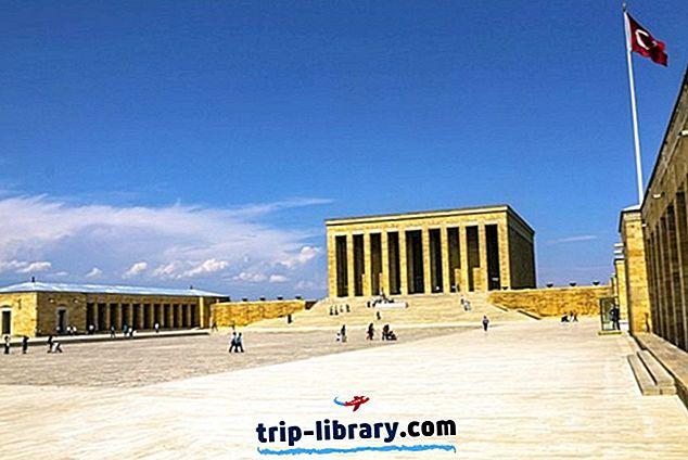 Mengunjungi Makam Atatürk (Anitkabir)