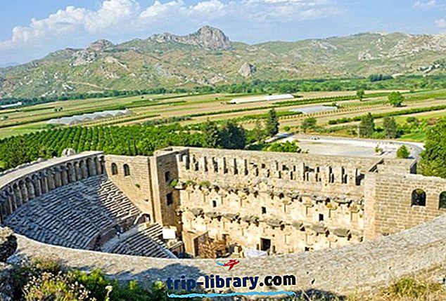 Aspendose iidse linna uurimine: külastajate juhend