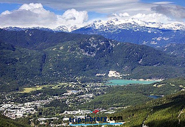 10 nejlepších denních výletů z Vancouveru