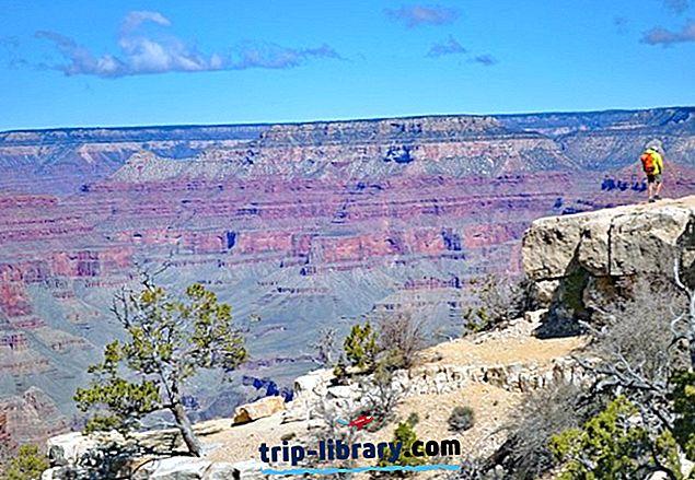 11 huippuluokan vaellusreittiä Grand Canyonissa