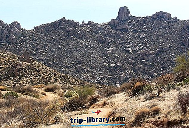 10 Top-hodnocené turistické stezky v oblasti Phoenix