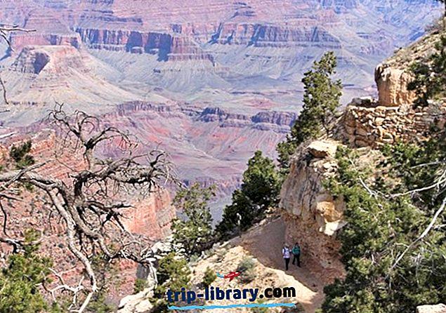 12 najvišje ocenjenih pohodniških poti v Arizoni