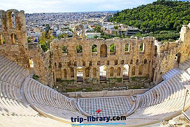 Besøger Akropolis i Athen: Den Væsentlige Guide