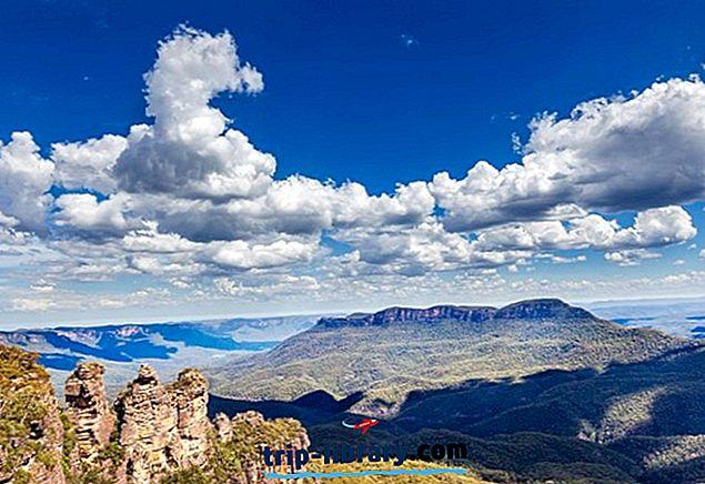11 مناطق الجذب السياحي الأعلى تقييما في الجبال الزرقاء